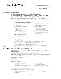 Economics Resume Resume How To List Double Major On Resume Regularguyrant Best