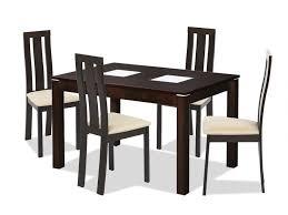 ensemble table chaises ensemble table et chaise meuble salle à manger pas cher