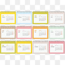 desk calendar template png vectors psd and icons for free