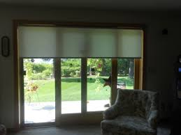 Shade Ideas For Patios Patio Door Blinds And Shades Inspiration And Ideas Nh Blinds