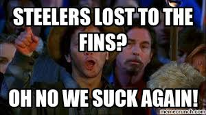 Steelers Suck Meme - suck