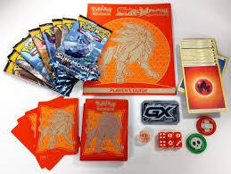 pokemon sun and moon elite trainer box walmart com