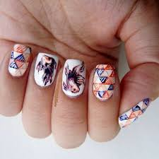 cool acrylic nail ideas how you can do it at home pictures