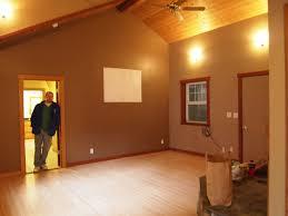 interior design top interior paint colors with dark wood trim