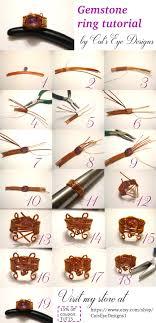 cat s eye designs free wire wrap jewelry tutorials