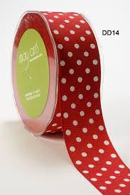 polka dot ribbon 1 5 inch grosgrain dots ribbon may arts wholesale ribbon