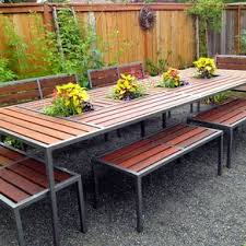 Hand Crafted Ipe Outdoor Tables By Family Sawmill Restorations And - Ipe outdoor furniture