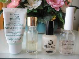 nail care routine products i use to strengthen my nails natalie