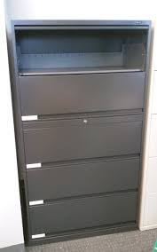 5 drawer lateral file cabinet steelcase 5 drawer individual locking drawers lateral file cabinet