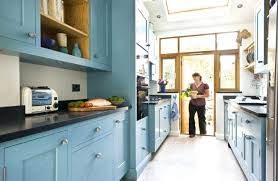 Galley Kitchens With Island - small galley kitchens kitchen with island uk subscribed me
