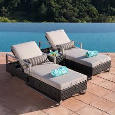 Pvc Outdoor Chairs Chaise Lounges Costco