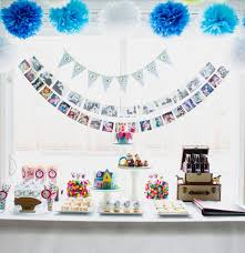 Decoration Ideas For Birthday Party At Home Interior Design Creative Balloon Themed Birthday Party