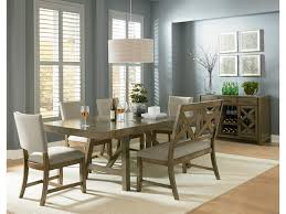 casual dining room sets standard furniture omaha grey casual dining room olinde s