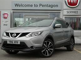 silver nissan car 2016 16 nissan qashqai 1 6 dci tekna 5dr demo in silver youtube