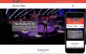 music web templates w3layouts com