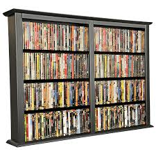 Wall Mount Storage Cabinet Venture Horizon Wall Mount Media Cabinets Dvds Cds Or Collectibles