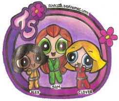 124 totally spies images totally spies puns