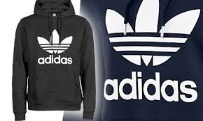 today u0027s treat me adidas mens trefoil hoodie