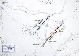 Blank Civil War Map by English Civil War Battle Of Edgehill