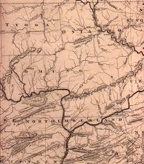 Howell Michigan Map by 1810 U0027s Pennsylvania Maps