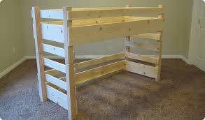 Bunk Bed Cribs Toddler Loft Beds Fits A Crib Size Mattress On Top Or Ikea