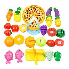 jeu cuisine enfant ve0045 jiyaru jeu d imitation cuisine enfant 24 pièces multicolore