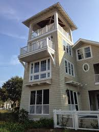 House With Tower Design Dump Beach Houses Of Watersound