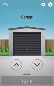 i drive garage door opener gdo11v3 ero garage door sectional motor with ata smart phone kit