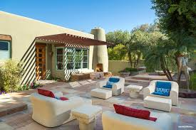 Southwestern Home by Enchanted Peaceful Sanctuary In Paradise Valley Arizona For Sale