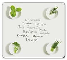 planche a decouper verre cuisine kesper 36594 herbes planche à découper verre nature 56 x 50 x 0 8 cm