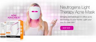 neutrogena light therapy acne mask before and after neutrogena light therapy mask reviews with videos family brands nz