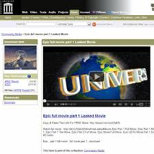 scammers flood the internet archive with pirated movies torrentfreak