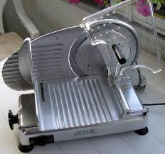 schneidemaschine küche ade fleischermaschine aufschnittmaschine wurstmaschine