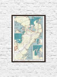 Tampa Bay Florida Map by Tampa Fl Map Art Products Pinterest Bays Products And Beach
