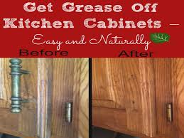 how to get kitchen grease off cabinets 5 shocking facts about how to get kitchen grease off