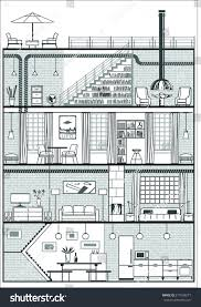 100 loft style floor plans farmhouse style house plan 3