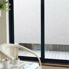 frosted stickers window glass film diy privacy decorative static