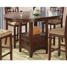 Drop Leaf Counter Height Table Acacia 42 Inch Counter Height Drop Leaf Storage Table By Greyson