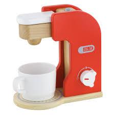 kaffeemaschine kinderküche kaffeemaschine rot für die kinderküche