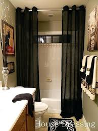 bathroom shower curtain ideas designs luxury bathroom shower curtains design fancy in plan 9