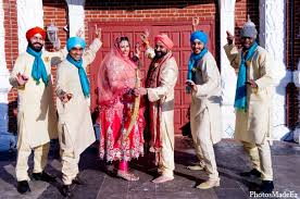 philadelphia pennsylvania sikh wedding by photosmadeez maharani
