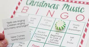 printable bingo with 3 ways to play