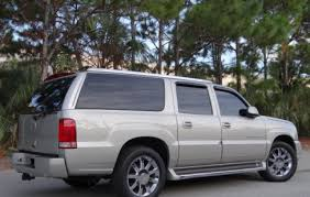 cadillac 2004 escalade cadillac escalade esv platinum 70k msrp top of the line