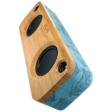 house of marley get together bluetooth wireless speaker blue