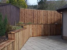 garden fencing in the scottish borders u0026 edinburgh 1st for