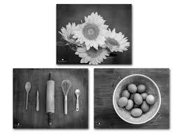 black and white prints for kitchen modern farmhouse kitchen decor rustic wall country