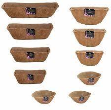 wall trough pots window boxes baskets ebay