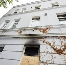 feuer in kinderzimmer 19 verletzte bei brand in mehrfamilienhaus