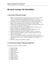 Banquet Waiter Resume Cover Letter Food Server Resume Examples Food Server Resume Skills