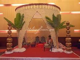 mandap decorations list of guidelines for outdoor and garden wedding decorations
